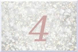6月25日  6+2+5=13 1+3=4  誕生日の月、日にちの数字を一桁ずつ足して4になる誕生日の人